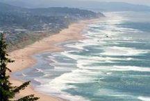 Lincoln City Beaches / Lincoln City, Oregon has over 7 miles of beaches providing non-stop breathtaking scenery. Come stay on the beach! www.bellabeach.com 866-994-7026
