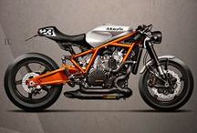 Cool Bikes / Bikes that I find cool for some reason