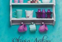 Un verano en la Provenza / La última novela de Olivia Ardey