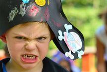 Piraten Kindergeburtstag / Alles was für einen spannenden Piraten Geburtstag benötigt wird