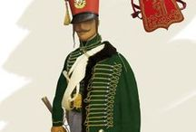 Austrian Hussar Uniforms