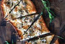 Flatbrød/Pizza