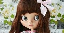 Блайз / Blythe / О куклах, для кукол