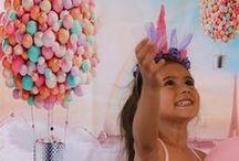 Kindergeburtstagsideen / Hier findet ihr verschiedene Mottos für eure Kinderparty.