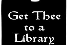 libraries / by Dawn G