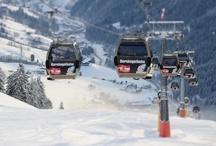 Wintersport  / Skiing snowboarding wintersport