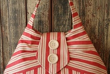 DIY BAGS / bags all shapes and sizes