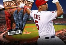 Angels Baseball / A collection of photographs celebrating the Los Angeles Angels of Anaheim. #angelsbaseball #pujols #trout #angelstadium #2014