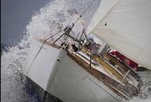 SAILING AVEC L OCEAN / by Pampilles