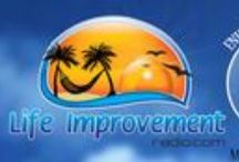 "Life Improvement Radio / Life Improvement Radio has the goal of ""Enhancing Lives Daily"".  We archive all of our live content and have active listeners in every US state and over 100 countries."