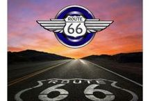 Route 66 / Please visit often, and from the heart, know I appreciate it. My sharonrhea store: http://www.zazzle.com/sharonrhea?rf=238102717089006821