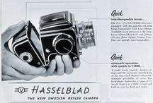 """Hasselblad Heritage / For over fifty years now, Hasselblad has been devoted to a very simple task: to producing the finest camera equipment known to man. And for over fifty years, we have succeeded in doing just that. In making the tools that will enable us to live up to the Hasselblad Brand Promise, """"To Help Photographers Achieve Their Photographic Potential."""" / by Hasselblad"""