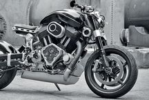 Motorcycles / Some of the finest and most unusual motorcycles are featured on this board. From classic Harley Davidson to Bugatti. #harleydavidson #indian #bugatti