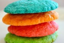 COOKIES The Cultivated Cookie / Cute, Clever, Chic, Courtly, Caloric, Comfy, Crumbly. 'Could chomp and chew 'til content. Today is brought to you by the letter C ... Cultivated Cookies!
