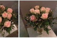 praksis på Tåsen / Tåsen blomster