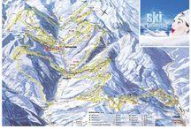 Piste map / Ski maps