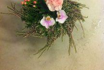 Skolearbeider blomster / Skolearbeider blomster