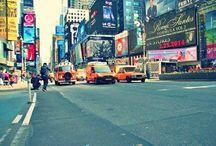 New York / The city that never sleeps