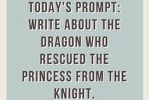 writing ideas: prompts / by Dawn G
