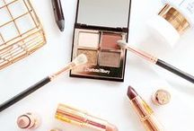 beauty// P R O D U C T S / Must have beauty products from high-end brands like Chanel and Charlotte Tilbury