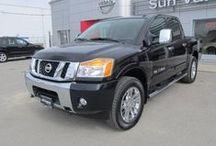 Titan of Trucks Kootenay Import / NEW Nissan Titan