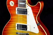 Fine Guitars / A collection of fine guitars. #gibson #fender #gretsch #duesenberg
