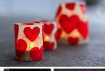 # Valentine - Craft / Heart, Valentine's Day
