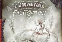 Épouvantable Encyclopédie des Fantômes / Art and Design by Carine-m & Élian Black'mor