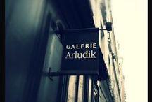 Art in Arludik / Our exhibitions at the gallery Arludik
