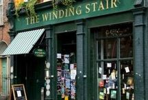 Great bookstores around the world / Supporting wonderful local bookstores these days is really important. Here are some of our favourites around the world. Always delighted to hear of more to share!
