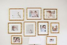 Photo Frame / Amazing Photo Frames that you can hang on the wall. You find here great ideas for unique wooden and rustic frames, collages.