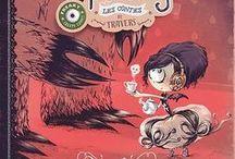 Spooky et les Contes de Travers // Spooky & The Strange Tales