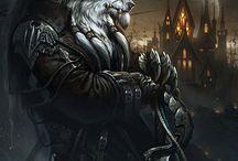 Warcraft univers