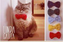 Crochet Cat Stuff