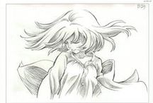 Belajar Menggambar Anime/Manga, dan lain-lain / teknik menggambar anime/manga, dan lain-lain.