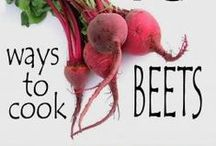 RED BEET Recipes