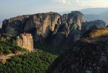 Meteora & Kalabaka