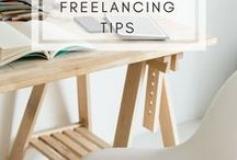 Freelancing Tips / All things freelancing – from how to start, tips for finding clients, and what type of freelancing you can do, to freelance apps and tools. Freelancing tips, freelance writing, freelancing for beginners, how to freelance, freelance jobs, remote work, work from home, self employment ideas, freelancing ideas.