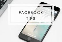 Facebook Tips / Tips and ideas for creating engaging Facebook content, ads, videos, lives, pages and groups. Facebook tips and tricks, Facebook for business, Facebook tools, Facebook content ideas, Facebook content strategy, Facebook live tips, Facebook images, how to use Facebook for business, Facebook for bloggers.