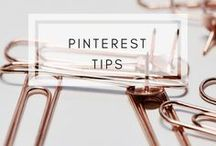 Pinterest Tips / Tips and tools for creating Pinterest images, joining group boards, and scheduling your pins. Pinterest tips and tricks, Pinterest for bloggers, Pinterest for business, how to Pinterest, Pinterest marketing tips, social media tips, how to create a pin, Pinterest strategy, Pinterest content planning, Pinterest group boards.