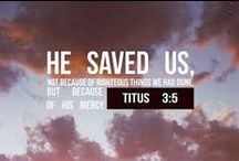 My savior / He is so good to you and me ..