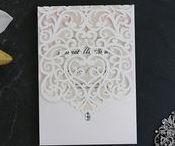 Bling Wedding Inspiration / Bling up your wedding day