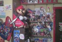 My Mario & Nintendo collection / This all pics of my large Mario/Super Mario and Nintendo collection!