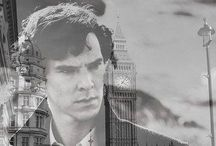 Sherlock / Sociopath not psychopath  / by Superwholock 1218