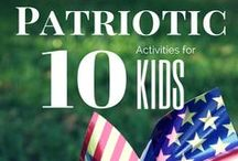 Fourth of July Fun! / Fourth of July activities and crafts from the YMCA of Orange County