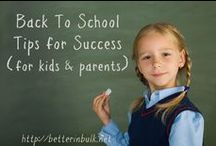 Back to School & Labor Day Fun / Back to School for Fall 2014 & Labor Day Fun with kids