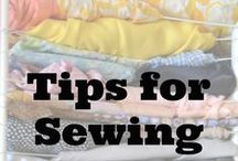 A Quilting & Sewing Tip!  ♡ / by Marye Jodaniel
