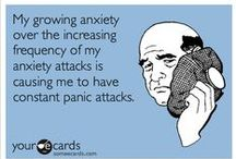 Anxiety and Depression Help / Help to cope with anxiety and depression.