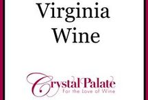Crystal's Tour of Virginia Wines / Celebrate the great wines of Virginia with Crystal Palate.  Would you like to learn more?  Visit us at www.CrystalPalate.com or consider joining our membership club!