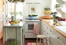 | Vintage Kitchens | / Antiguinha